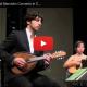 Avi Avital plays Vivaldi Mandolin Concerto in C Major | The 8th Osaka International Mandolin Festival